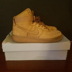 Nike Air Force 1 High Flax